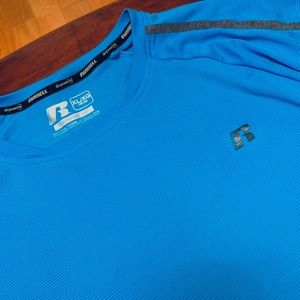 Men's Russel Athletic Performance T-Shirt.